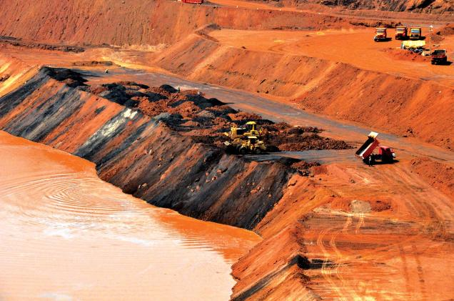 impact of iron ore mining in goa An overview of iron-ore industry in india and goa state potential of goa's iron-ore industry while the subsequent section impact on economic growth.