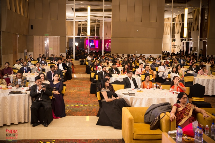 Attendees India Business Award 2018